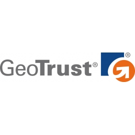 GeoTrust Certificat SSL True BusinessID Multi-Domain Wildcard (2 SANs)